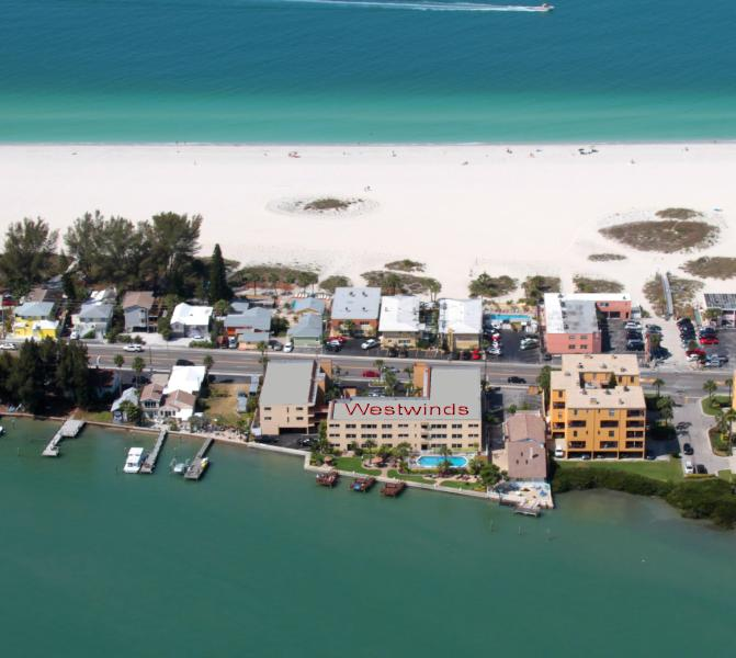 Westwinds Waterfront Resort - Westwinds-Bayview  2 Bed 2 Bath Condos w/ 3 Docks - Treasure Island - rentals