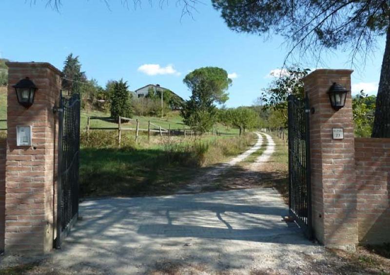 San Miniato - Tuscany: Apartments in restored farm - Image 1 - San Miniato - rentals