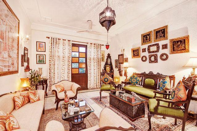 Living Room - On The House - New Delhi - rentals