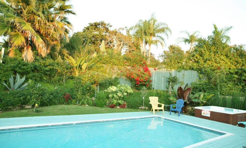Private Heated Pool & Spa Tropical Oasis Setting - Heated Pool 82F!  4BR Beach/Village Family Home!! - Carlsbad - rentals