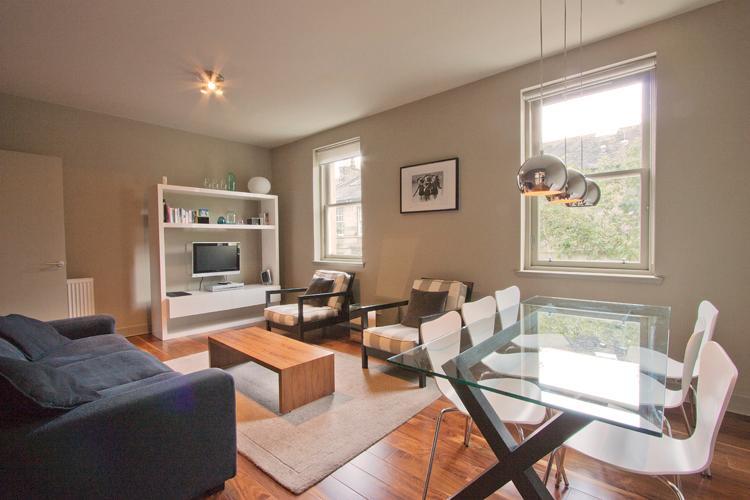 Living Room - Dean Street Mews Edinburgh - Edinburgh - rentals