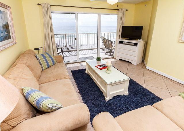 Beautiful 2bd/2ba unit sleeps 8 - GD 402: -GARAGE PARKING, FREE GOLF, Free Beach Service included! - Fort Walton Beach - rentals