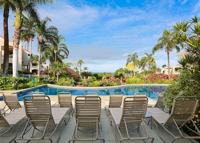 Palms at Wailea 609 Ground Level Garden View - 1Bd 2Ba Sleeps 4: Great Rates! - Image 1 - Wailea - rentals