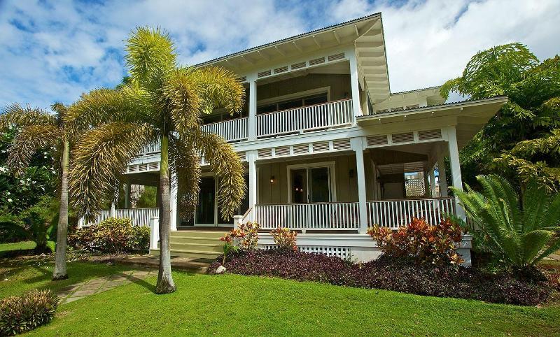 Hale Ohana - Hale Ohana - Kekaha Luxury Beach Front Home - Kekaha - rentals