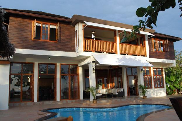 Villa Sur Mer - Negril 6 Bedroom Oceanfront - Image 1 - Negril - rentals