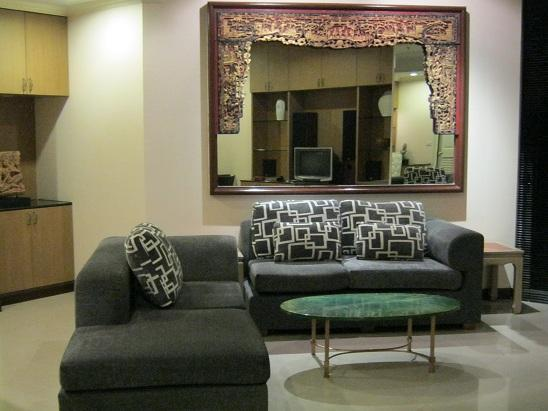 Petunia living area - 1 bed ,Location, best river View and luxury,WiFi - Bangkok - rentals