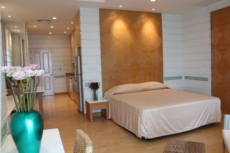 TheRiverSideBangkok - Lavender, exquisite studio - Image 1 - Bangkok - rentals