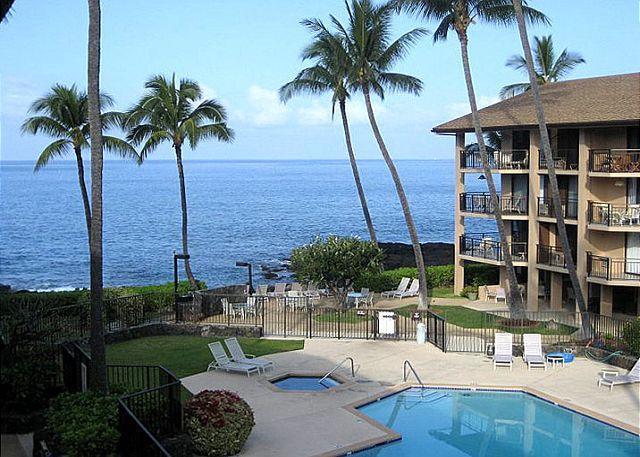 Great Views - Ocean Front Community 2 bedroom with loft! - Kailua-Kona - rentals