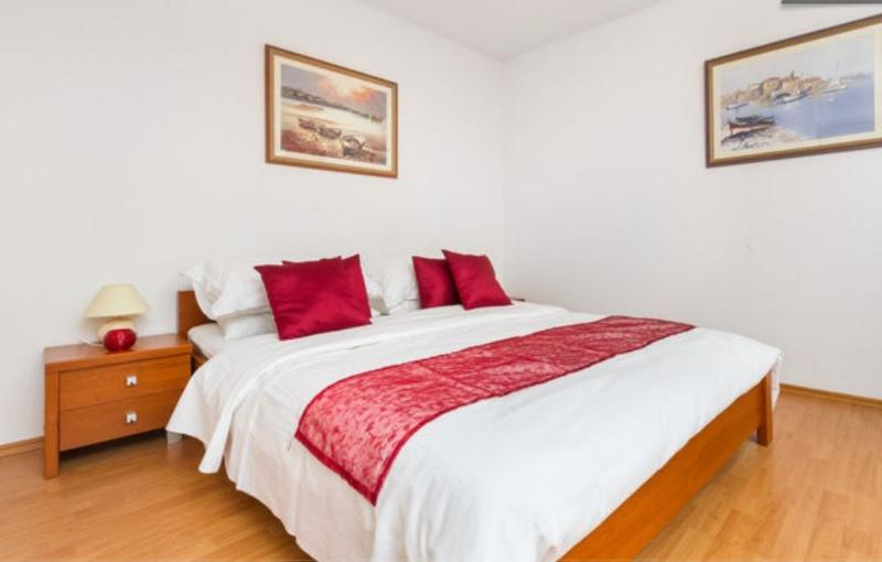 Bedroom - Beach apartment Split - Split - rentals