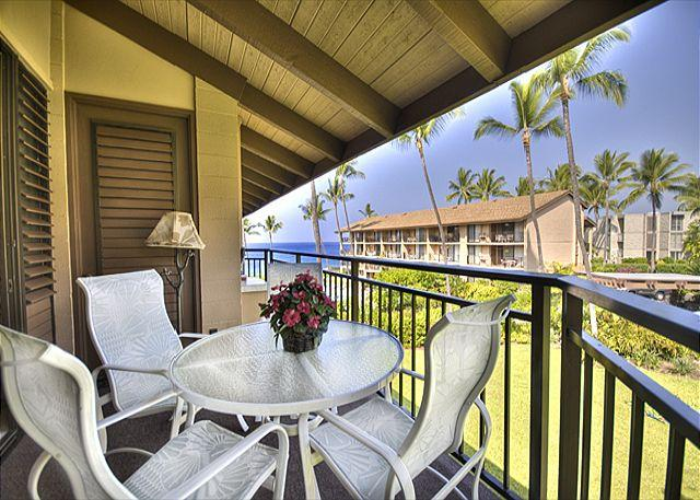 2 bedroom condo in oceanfront complex, great Ocean views - Image 1 - Kailua-Kona - rentals