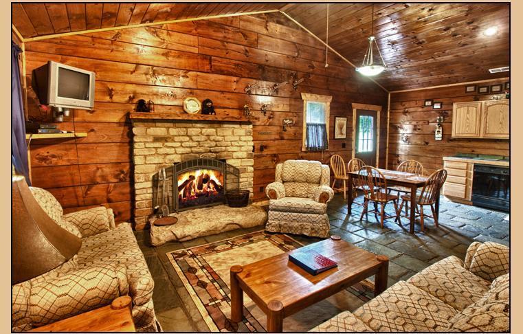 Bryson City - Cherokee - Bear Creek Cabin - Image 1 - Bryson City - rentals