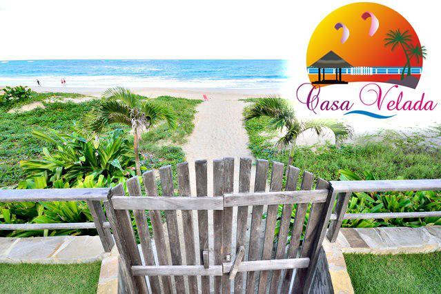 Casa Velada - On the sand in the heart of Cabarete - Casa Velada - Cabarete Beach Home Rental - Cabarete - rentals
