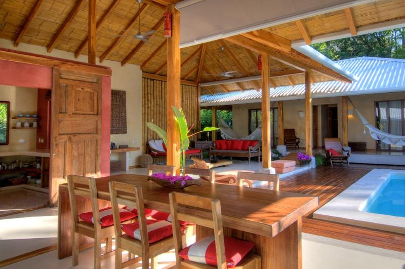 Batik Blue new luxury beach villa in Playa Hermosa - Image 1 - Santa Teresa - rentals