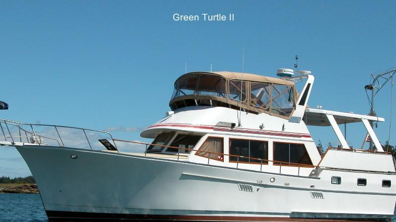 The pleasure of your own private yacht on Boston Harbor Green Turtle II - Green Turtle II  Yacht Boston's #1 B & B - Boston - rentals