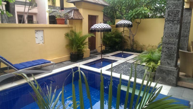 Pool - Pondok Putu -Your home in Bali - Kuta - rentals