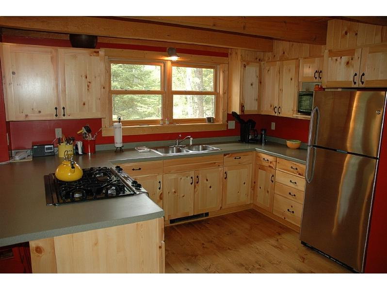 Kitchen - Bayfield, WI Cottage - Lake Superior South Shore - Bayfield - rentals