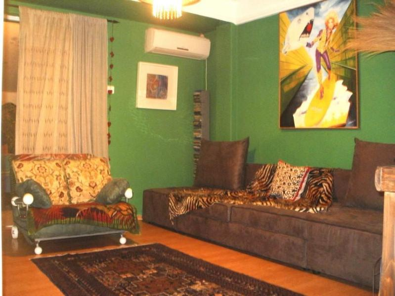 ART Apartment  60m from Metro,free Wi Fi internet - Image 1 - Athens - rentals