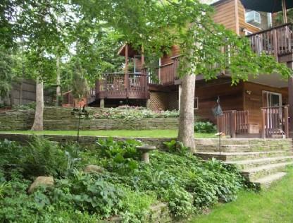 Main House Garden View - East Hampton Family Retreat with Cottage - East Hampton - rentals
