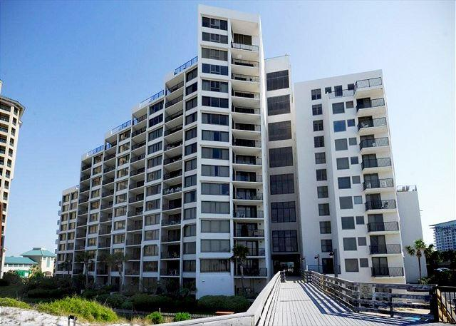 Beachside One 4093 Beach Front with a Perfect View! Free Golf @ The Links! - Image 1 - Sandestin - rentals