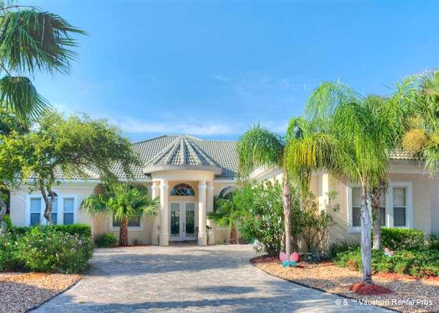 Southern Star Home is a dream vacation rental! - Southern Star Rental House, gourmet kitchen, lanai, HDTV, Wifi - Palm Coast - rentals