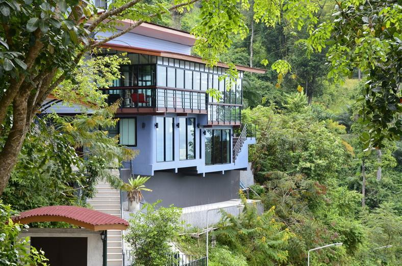 The Hill Top Sea View Pool Villa, Ao Nang, Krabi - Image 1 - Ao Nang - rentals