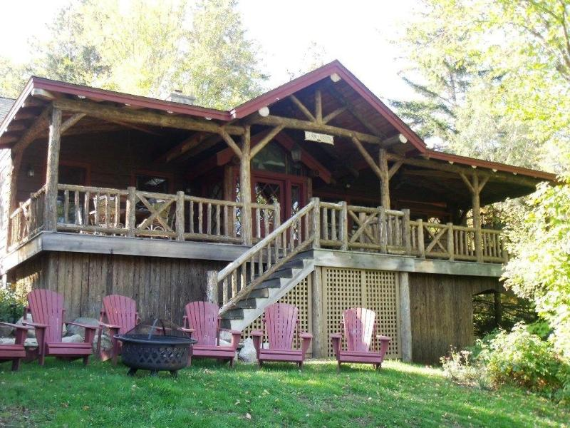 SUNNYBROOK COTTAGE - Image 1 - Lake Placid - rentals