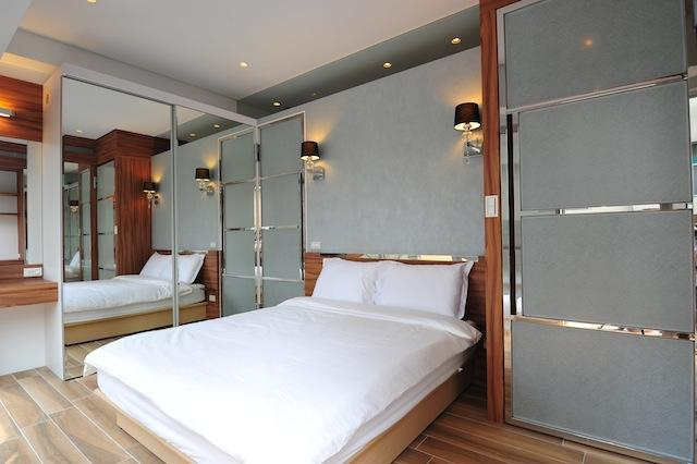 sleeping area - Opohills Boutique Apartments - Taipei - rentals