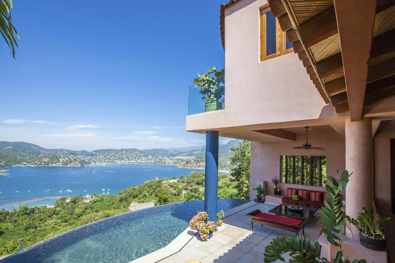 Bayview Zihuatanejo Villa - Casa Espiritu - Image 1 - Zihuatanejo - rentals