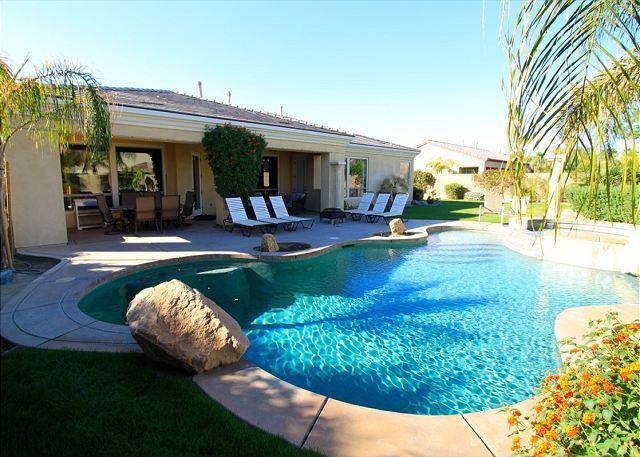 'Cascade' Private Pool & Spa, Misters - Image 1 - La Quinta - rentals