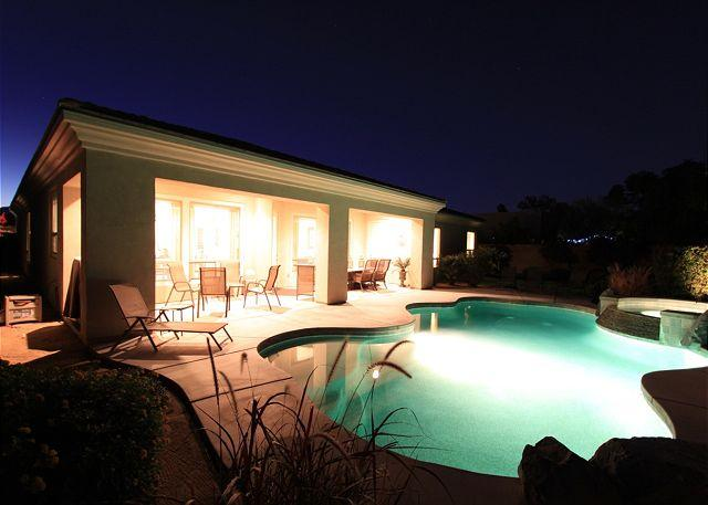 'Sojourn' Pool, Spa, Arcade, Air Hockey, Foosball - Image 1 - La Quinta - rentals