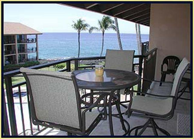 - 1 bedroom condo with a loft in oceanfront complex, amazing Ocean views - Kailua-Kona - rentals