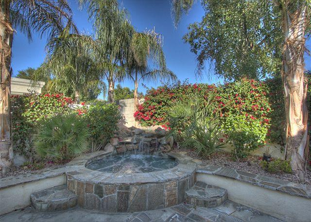 Private Spa & Waterfall - Highly upgraded three bedroom home with private spa - La Quinta - rentals