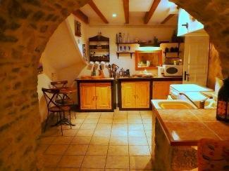 All kitchen equipment & appliances supplied - Stone cottage historic village with stunning views - Carcassonne - rentals