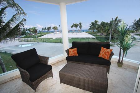 Your Private Beachside Patio - Stunning Killer View Beachfront Retreat - Castillo - Playa del Carmen - rentals