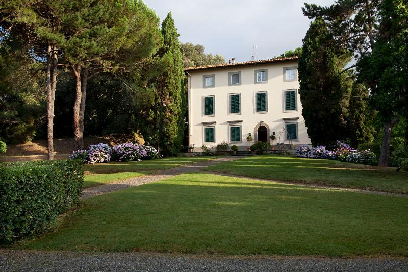 Beautiful Villa Near Lucca with Pool and Chef - Villa Elisa - Image 1 - Balbano - rentals