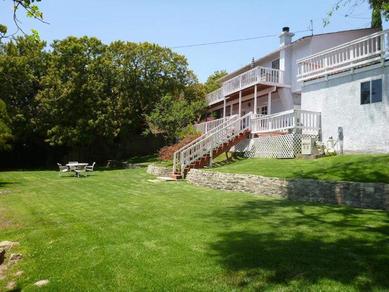Huge Backyard - Furnished House with Golfcourse Views - Santa Monica - rentals