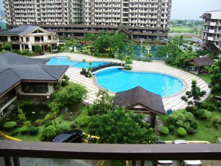 Amenities - Rosewood Pointe 2B - Resort Amenities/Facing Pool - Taguig City - rentals