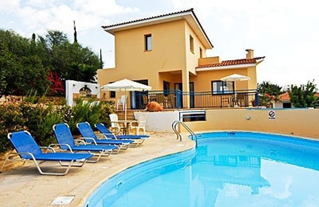 The villa APOLLON HARMONY 2 bedroom - APOLLON HARMONY villa 2 bedrooms Own large pool - Paphos - rentals