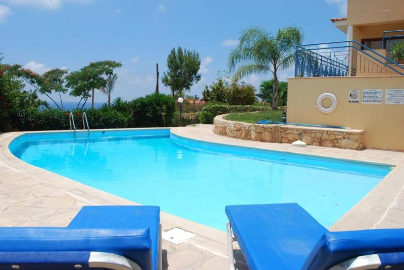 The private pool of the villa - ZEUS SUBLIME- 5 bedrm villa Own large pool Privacy - Paphos - rentals
