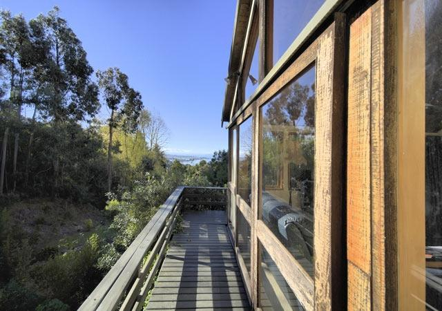 The View - A Nest on Mount Pleasant Holiday Home - Christchurch - rentals