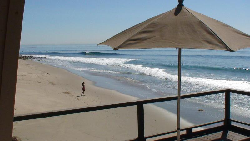 Private Beach - Malibu Beach House - Right on the Sand! - Malibu - rentals