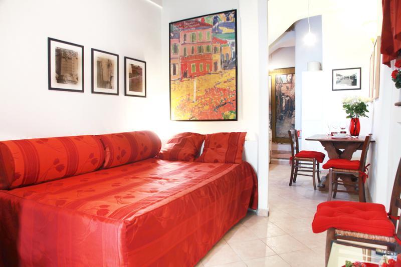 OL_Overview - NOSTROMONDO APARTMENTS -ORSO LODGE - Piazza Navona - Rome - rentals