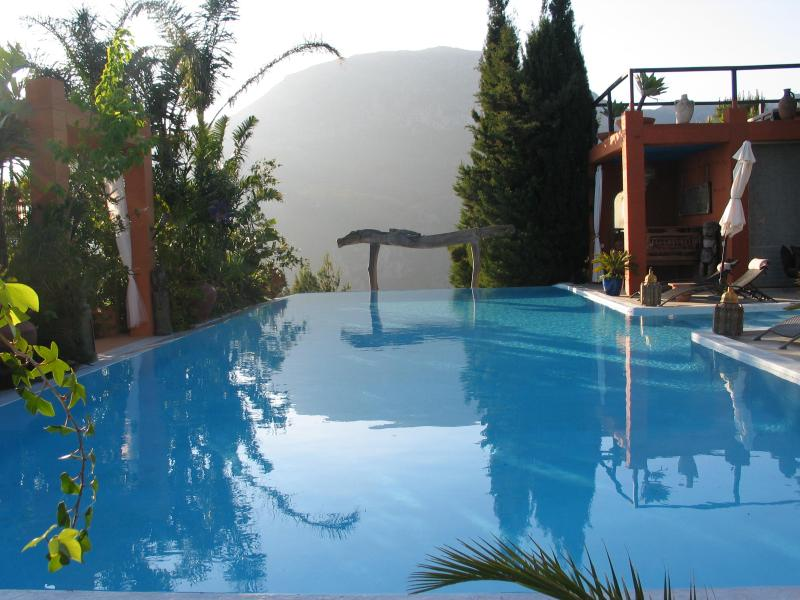 pool area - DDG Retreat - Costa del Sol - rentals