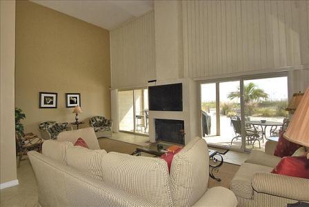 1 Beach Villa - BV1 - Image 1 - Hilton Head - rentals