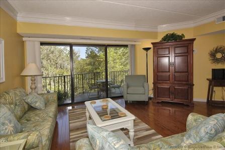 301 Forest Beach Villas - FB301 - Image 1 - Hilton Head - rentals
