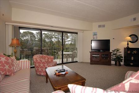 307 Forest Beach Villas - FB307 - Image 1 - Hilton Head - rentals