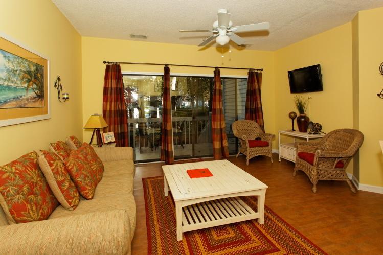 59 Ocean Breeze - OB59P - Image 1 - Hilton Head - rentals