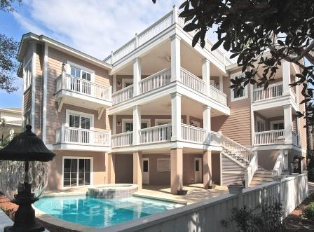 7 Bayberry - Bay7 - Image 1 - Hilton Head - rentals