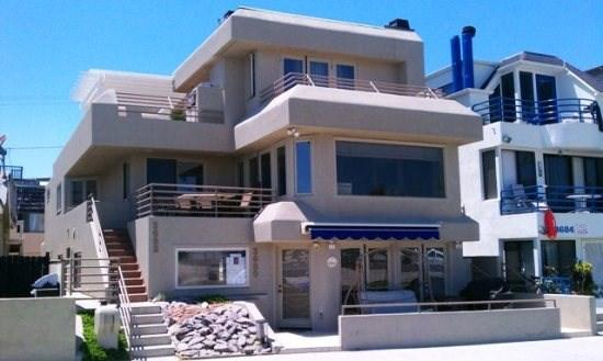 Mission Beach Bay Front Vacation Rental - Top two floors - Sail Bay Luxury Bayfront Residence - Pacific Beach - rentals