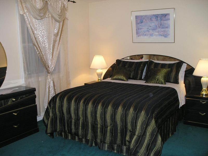 Domino Suite - grand room - DOMINO SUITE at SUSAN'S VILLA - B&B/Hotel Garni - Niagara Falls - rentals